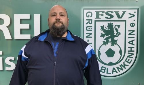 Marcel Radecker wird neuer Trainer der 1. Männermannschaft